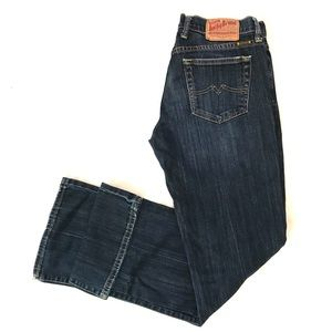 🍀 Lucky Brand Sweet And Low Jeans size 28/6 🍀